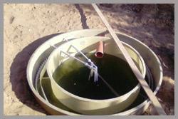 Очистные хозбытовой канализации