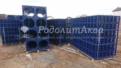 Инфильтрационная система для ЗАО «ДСПМК-94» в д. Сосновая