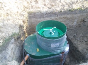 варианты устройства частной канализации